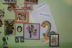 Выставка поделок к Дню матери (ноябрь 2011)
